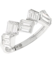 Watchmarket.gr Δαχτυλίδι λευκόχρυσο 14 καράτια σειρέ με ζιργκόν b5524db1719