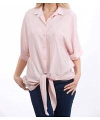 134fcec490a8 Ροζ Γυναικείες μπλούζες και πουκάμισα από το κατάστημα Xinosfashion ...