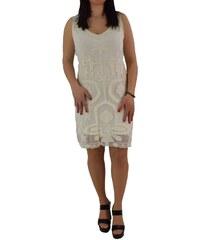 Φόρεμα Toi Moi 50-2162-26 Εκρού toimoi 50-2162-26 ekroy 249c0bad1ee