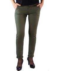 ba42c884a576 Χακί Γυναικεία παντελόνια από το κατάστημα Xinosfashion.gr - Glami.gr
