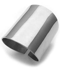 OEM Δαχτυλίδι φαρδύ από Ασήμι 925 Επιπλατινωμένο 5a5ccf494ee