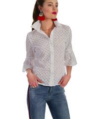 Λευκά Γυναικεία πουκάμισα από το κατάστημα Xinosfashion.gr  4a6a123f5c0
