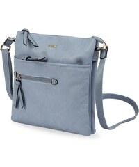 Γυναικεία τσάντα χιαστή Posset 8040 σε σιέλ χρώμα έως 6 άτοκες δόσεις d1d284a0994