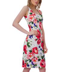 07b8e333e9b5 RAVE Φλοράλ βαμβακερό φόρεμα - 46-48