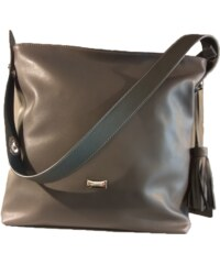 Italy Fashion Γυναικεία τσάντα ώμου με ρυθμιζόμενο λουράκι a3e21d95d39