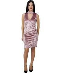82343e9cce50 Miss Pinky Φόρεμα mini με κορδόνια - ΡΟΖ 107-1305 - Glami.gr