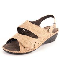 Envie Shoes Γυναικεία Ανατομική Πλατφόρμα Anesis Χρώμα Μπεζ Κωδ. 33-0015 d94af832dbb