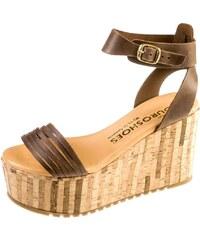 Γυναικεία παπούτσια με πλατφόρμα από το κατάστημα Dalisleather.gr ... 370ea173237