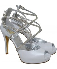 6546a9813d7 LOU SHOES   Made in Greece Lou bridal-evening sandals Opaline-00-121 ...