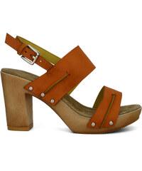 Καφέ Γυναικεία παπούτσια από το κατάστημα Helloheaven.gr  0eee3eee6ad
