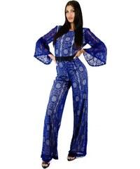 Ολόσωμη φόρμα δαντέλα Bibibo - ELECTRIC 109-1050 845fcd84130