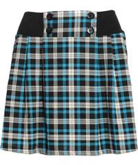 8227a7f6e5e SPORT-TEK Μπλε Καρό Παιδική Φούστα