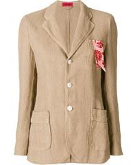 The Gigi Rita contrast pocket trim jacket - Neutrals 8a38ef74f1a