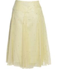 FRANK USHER Γυναικεία Φούστα Σε Κίτρινο Χρώμα 81b5a95a62e