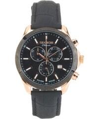 Ρολόι Sector Classic πολλαπλών ενδείξεων με μαύρο λουράκι R3271785009 e8e55e87863
