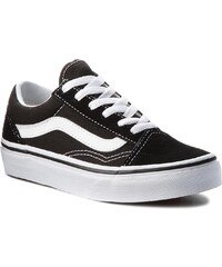 1dfca552c25 Πάνινα παπούτσια VANS - Old Skool VN000W9T6BT Black/True White