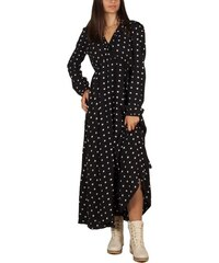MADEMOISELLE R Μακρυμάνικο φλοράλ φόρεμα - Glami.gr baf8a4dd573
