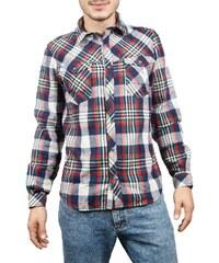 Πολύχρωμα Ανδρικά πουκάμισα σε στενή γραμμή - Glami.gr 6e7463a57a4