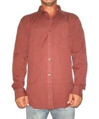 634c0ffa9248 Wesc ανδρικό πουκάμισο Jerome dark chestnut