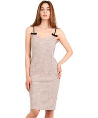 The Fashion Project Φόρεμα ριπ με πουά τούλι - Μαύρο - 001 - Glami.gr 02309eba4a4