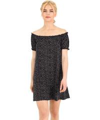 3d0903aeb1af e-xclusive Φλοράλ διπλό μίνι φόρεμα με δίχτυ - Glami.gr