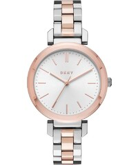 Ρολόι DKNY - Ellington NY2585 Silver Rose Gold Rose Gold 267713da492