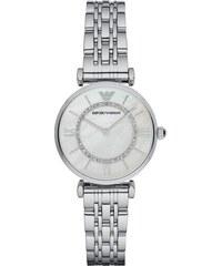 206f5352b3 Ρολόι EMPORIO ARMANI - Kappa AR80016 2-Tone Rose Gold Silver Silver ...