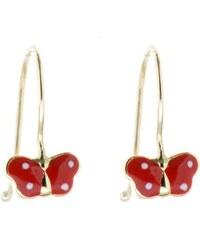 Paraxenies Παιδικά σκουλαρίκια από χρυσό 9 καρατίων Κ9 b196f833a85