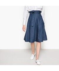 1e6210f9c955 LA REDOUTE COLLECTIONS Τζιν μεσάτη φούστα