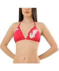 The Fashion Project Σετ πουά bikini με βολάν - 04947014 - Κόκκινο.  Λεπτομέρειες προϊόντος · Marie Meili Γυναικείο Μαγιό Σουτιέν Τρίγωνο  Λουλούδια Κόκκινο 3fe5bc943f7