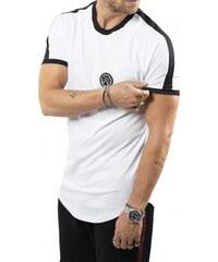 0626889a2042 Vinyl Art Clothing Vinyl Art - 19200 - T-shirt Stripe Core tees - White