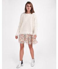 3590234b219f Issue Fashion Πουλόβερ με σχέδιο κοτσίδα