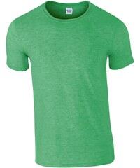 Ανδρικό κοντομάνικο ring spun T-Shirt Gildan 6400 - Heather Irish Green 6cb0b920267
