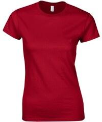 Gildan Γυναικεία μπλουζάκια και τοπ Κόκκινο του κρασιού - Glami.gr 1664717a59e