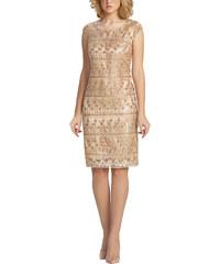 0f1f8eb271ff RAVE Μπεζ χρύσο φόρεμα - 50