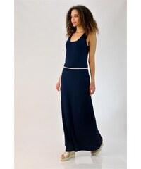 34da1fb77e89 First Woman Φόρεμα με αθλητική πλάτη και ζώνη
