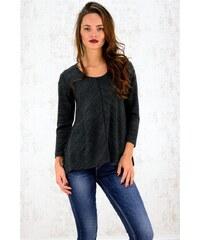 c715c1cb435d Ανθρακί Γυναικείες μπλούζες και πουκάμισα - Glami.gr