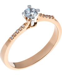 Δαχτυλίδι Καρδιά 14 καράτια Λευκόχρυσο με Ζιρκόν - Glami.gr fb3b63c398e