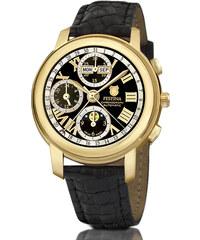 Αυτόματο χρυσό ρολόι Festina 18 καρατίων με χρονογράφο FO672 B 3e4c1a207c3