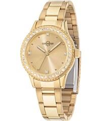 Ρολόι Chronostar με χρυσό μπρασελέ και καντράν R3753242503 de743ad49a9