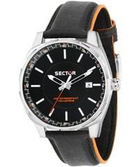 Ρολόι Sector 890 Collection με μαύρο λουράκι και ημερομηνία R3251503002 91205f2692f