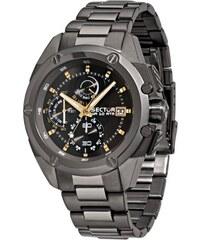 Ρολόι Sector 950 Racing χρονογράφος με μαύρο μπρασελέ R3273981004 79beca97302