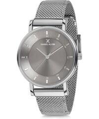 Ρολόι Daniel Klein με ασημί μπρασελέ και γκρι καντράν DK11670-7 ed6a17c5d32