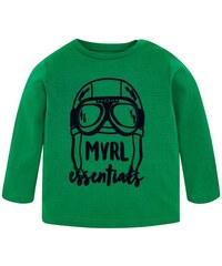 Βρεφική Μπλούζα Mayoral 18-00108-015 Πράσινο Αγόρι 792b351c137