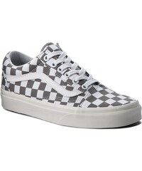 de9c044a5d6 Πάνινα παπούτσια VANS - Old Skool VN0A38G1U53 (Checkerboard)  Pewter/Marshmallow