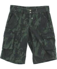a701733d6cd Boys John Richmond Kids Shorts Black Green