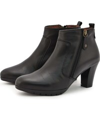 1e81c58a291 Γυναικεία Μποτάκια Desiree 82152 Leather Black