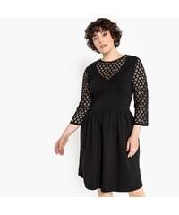 86fd1e7303c6 CASTALUNA Πλεκτό φόρεμα με κουμπιά - Glami.gr