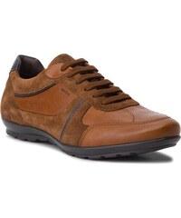 Κλειστά παπούτσια GEOX - U Symbol A U84A5A 01J22 C6003 Browncotto 2a243232298