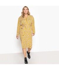 CASTALUNA Ριχτό εμπριμέ φόρεμα με φλοράλ μοτίβο 860f825229d